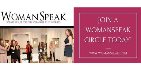 WomanSpeak Introduction - Unleash the Power of Your Voice (October 16) tickets