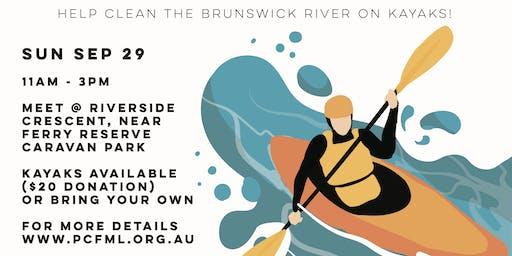 River Warriors - Brunswick River Kayak Survey 2