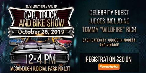 Car, Truck and Bike Show