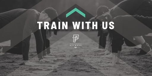 Train With Us Sweat Series w/ Coach JD of Innovative Fitness
