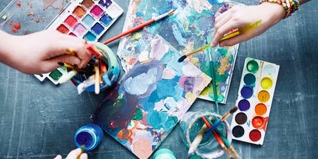 DIY Art Therapy Workshop with Goldsmiths Art Therapists tickets
