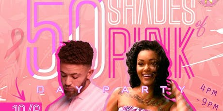 50  SHADES OF PINK BREAST CANCER DAY PARTY tickets