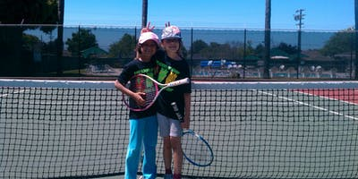 Paid Kids Tennis Classes in San Mateo(Novice Ages 9-14)