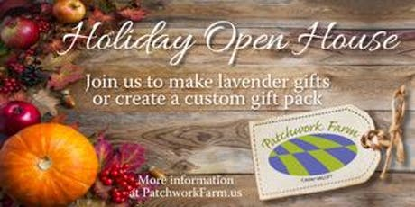 Holiday Open House tickets