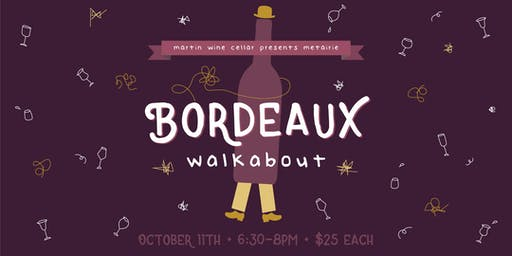 Bordeaux Walkabout: Metairie