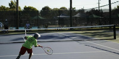 Paid Kids Tennis Classes in San Mateo(Novice Ages 6-8)