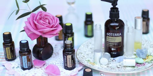 doTERRA essential oils for Winter Wellness with Sharon Hearne-Smith