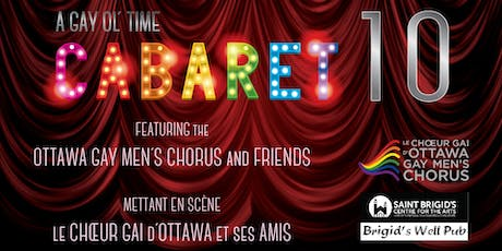 A Gay Ol' Time Cabaret 10 tickets