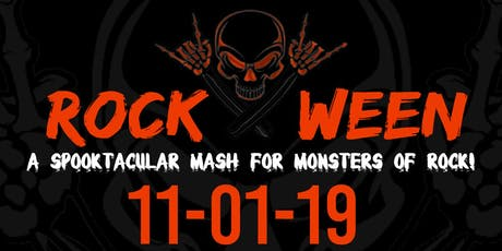 Rock-o-ween: A Spooktacular Mash for Monsters of Rock! tickets