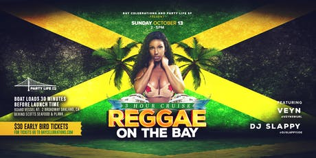 REGGAE ON THE BAY FLEET WEEK CRUISE tickets