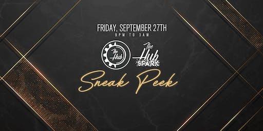 SNEAK PEAK   The Hub & Hub Spark