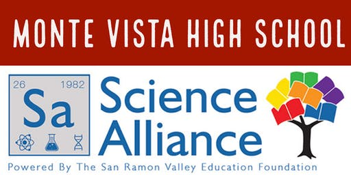 SRVEF Science Alliance - Monte Vista High School Feeders (5th Grade Only)