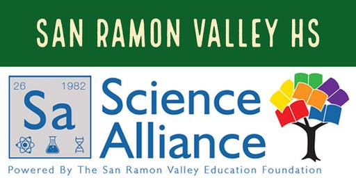 SRVEF Science Alliance - San Ramon Valley High School Feeders (5th Grade Only)