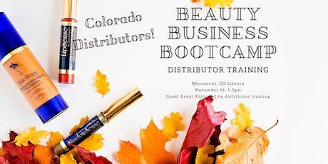 Colorado SeneGence Distributor Beauty Business BootCamp! tickets