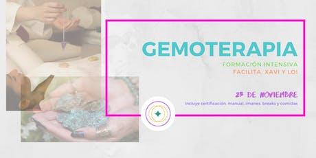 Intensivo de autosanación con gemas (CERTIFICADO/TODO EL DÍA) entradas