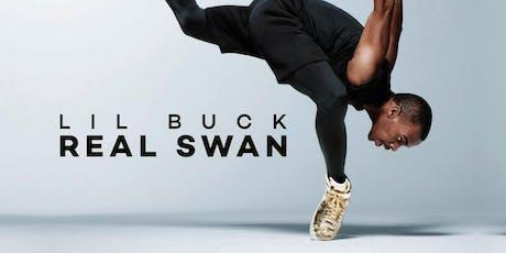 Lil' Buck: Real Swan | 2019 SF Dance Film Festival tickets