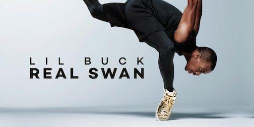 Lil Buck: Real Swan | 2019 SF Dance Film Festival