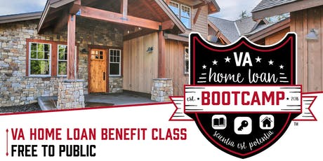 VA Home Loan Bootcamp Colorado Springs tickets