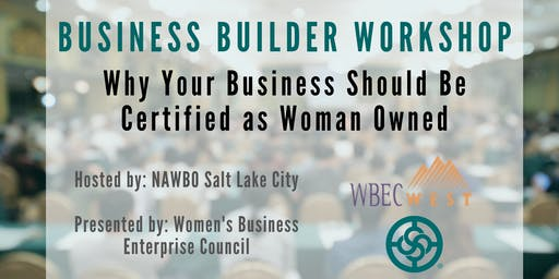 Why Your Business Should Be Certified as Woman Owned
