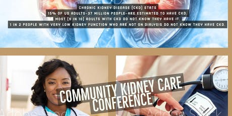 Community Kidney Care Conference tickets