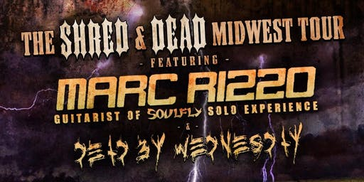 Marc Rizzo and Dead by Wednesday