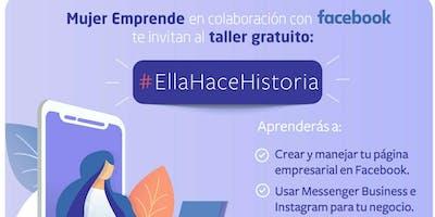 ELLA HACE HISTORIA