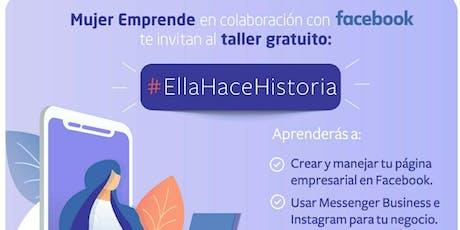 ELLA HACE HISTORIA boletos