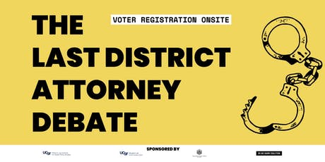 San Francisco District Attorney Debate tickets