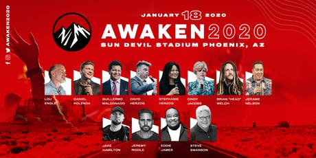 AWAKEN 2020 tickets