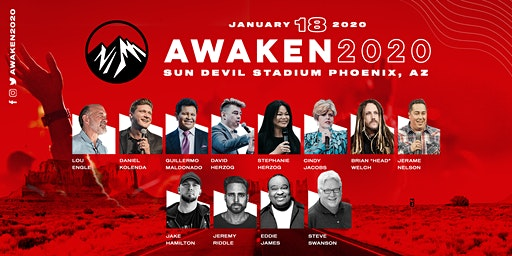 AWAKEN 2020 : The Stadium Event of 2020