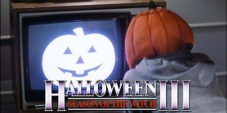 Halloween Night: HALLOWEEN III - SEASON OF THE WITCH (1983) + Super 8 Treats tickets