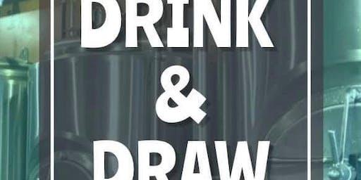 Copy of Drink & Draw
