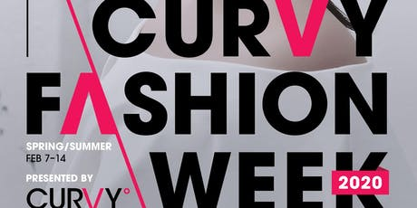 CURVY Fashion Week Atlanta Model Casting Call tickets