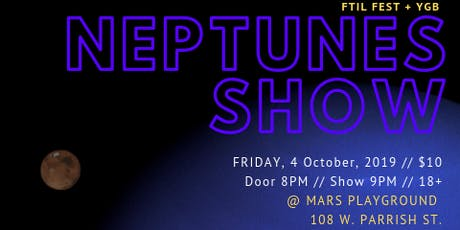 THE NEPTUNES SHOW  tickets