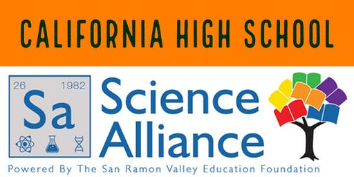 SRVEF Science Alliance - California High School Feeders (5th Grade Only)