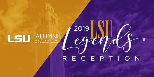 AP Tureaud, Sr. Black Alumni 2019 LSU Legends Reception
