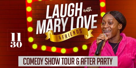 MARY LOVE & FRIENDS LIVE IN RHODE ISLAND tickets