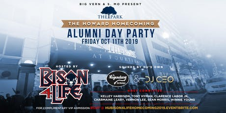 The Howard Homecoming Alumni Happy Hour Hosted by HUBISON4LIFE tickets