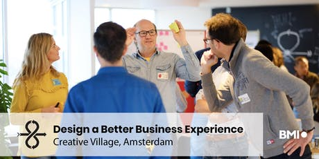 Design a Better Business Experience - Amsterdam - March 2020 tickets