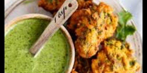 International Flavors of San Antonio - Indian Vegetarian Cooking Class