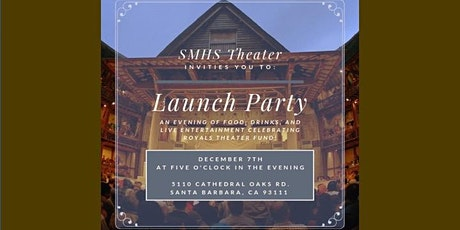 Royals Theatre Fund Launch Party tickets