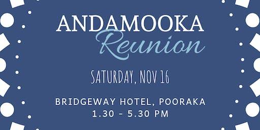 ANDAMOOKA REUNION