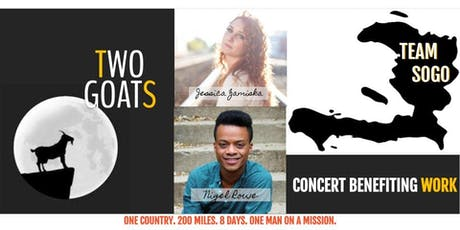 "Two Goats, A Benefit Cabaret for ""Justin's Running Across Haiti!"" tickets"