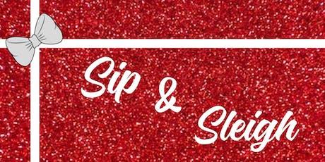 Sip N Slay Holiday Social  - Boise tickets