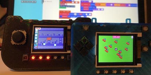 Eigene Spiele programmieren mit Microsoft MakeCode Arcade (Sa+So, 10h)
