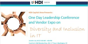 HDI Capital Area One Day Leadership Conference &...