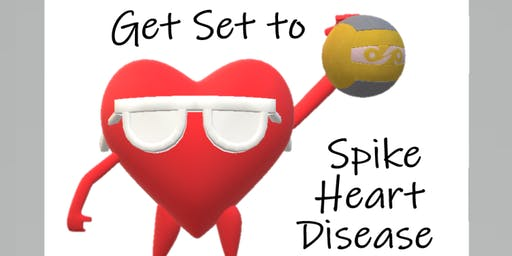 Get Set to Spike Heart Disease