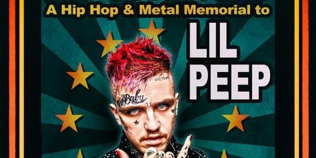 The Peep Show - A Hip Hop & Metal Memorial to Lil' Peep tickets