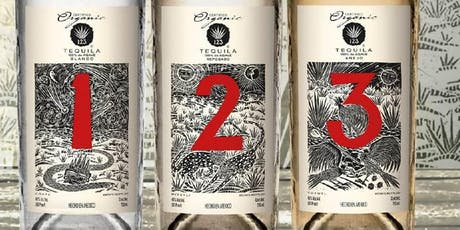 123 Organic Tequila Dinner Pairing tickets