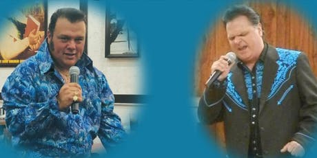 Elvis and Conway Tribute Show - Randoll Rivers and Kevin Booth tickets